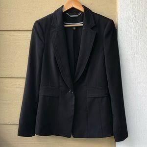 White House Black Market Black Blazer